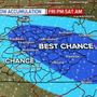 Chris Johnson's Forecast | Tracking more snow chances for the Commonwealth