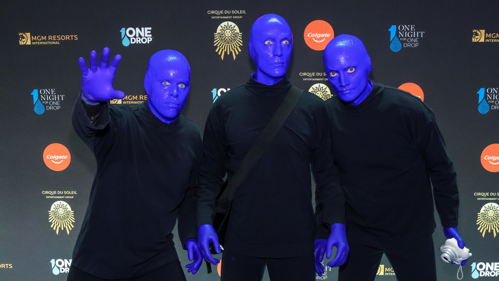 One Night For One Drop event at Bellagio Las Vegas