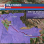 Winter Weather Advisory for Treasure Valley