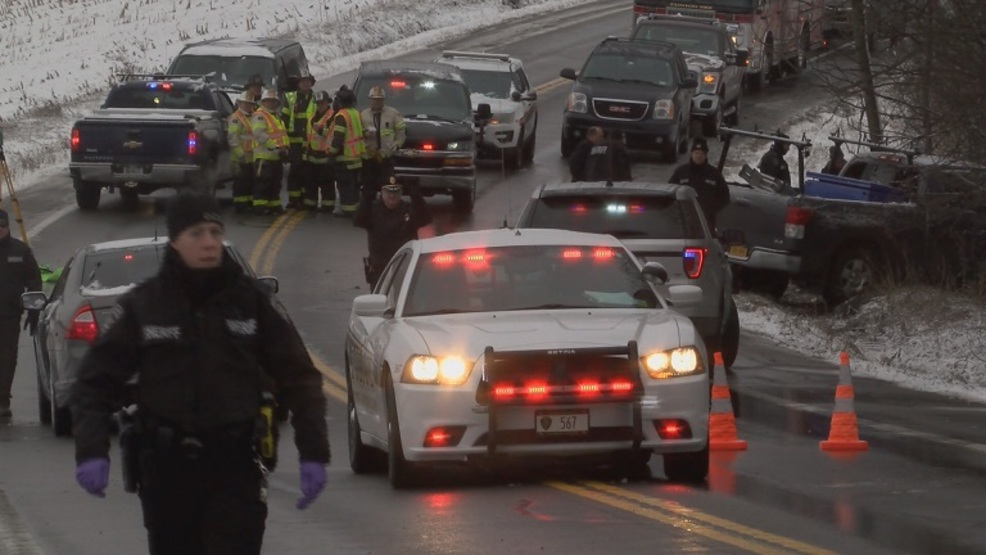 One Killed In Car Crash With Pickup Truck In Oneida County Wstm