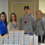 Macomb High School students volunteer at MDH