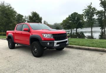 2019 Chevrolet Colorado ZR2 Bison: Chevy's special edition truck tackles city, off-road