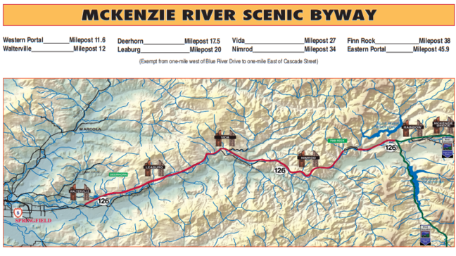 Mountains. Rivers. Ocean: Try one of Oregon's 3 new Scenic Byways