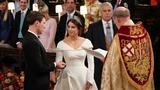 Princess Eugenie weds at Windsor Castle
