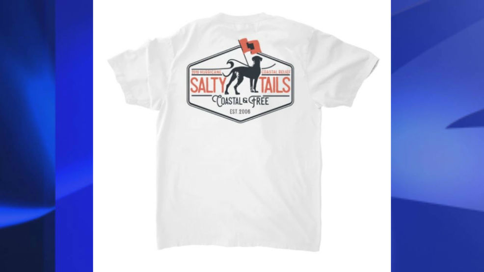Coastal NC apparel company donating all profits from shirt