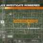 Warsaw police investigating armed robbery