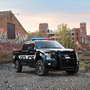 Ford unveils first F-150 for police officers