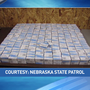 A major drug bust by officers on Interstate 80 in Nebraska