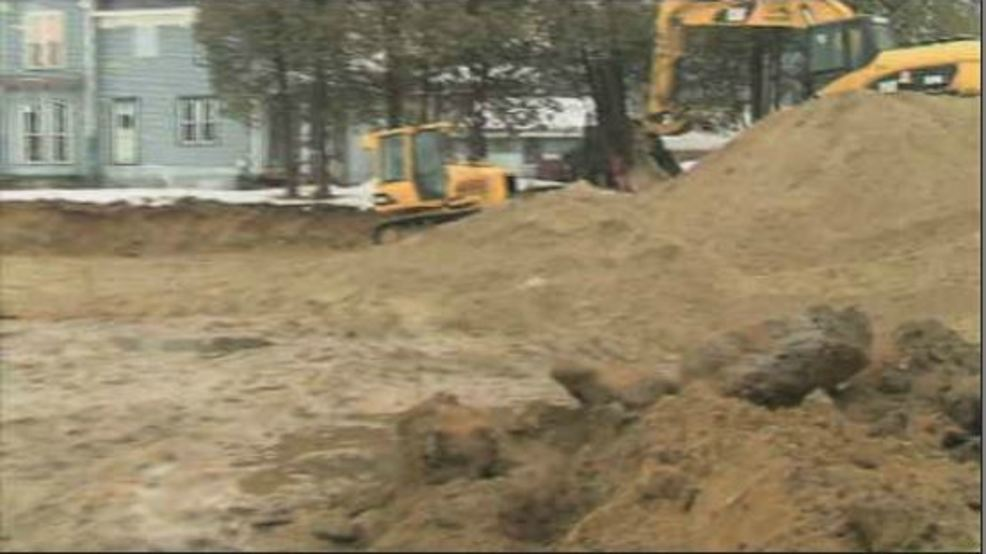 Revolutionary War burial site uncovered during Lake George