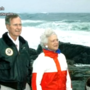 Mainers speculate on George H.W. Bush's return