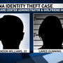 Two accused of stealing Edina resident's identity