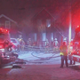 Firefighters hurt in Fitch Street fire recovering