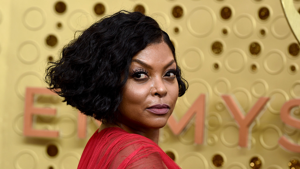 'Empire' star Taraji P. Henson hailed for mental health work