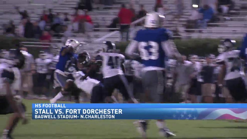 Fort Dorchester Vs Stall Highlights Friday Night Rivals High