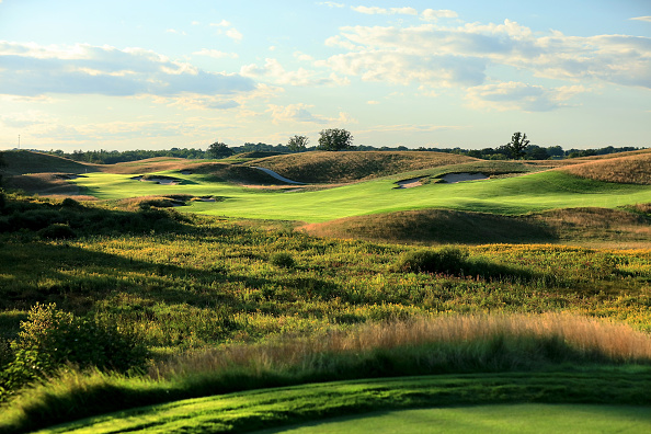 Erin Hills Golf Course