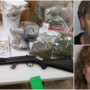 Deputies: 'Significant' amount of meth, cocaine found in Madison Co. home; two charged