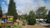 More than 100 homes ordered evacuated in Chelan County Fire