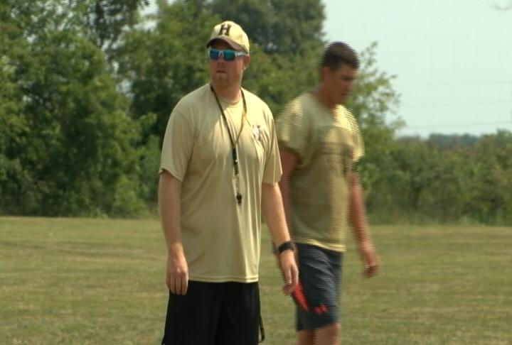 New Highland Head Coach Dave DeGarmo has the Cougars bought in with a new culture.
