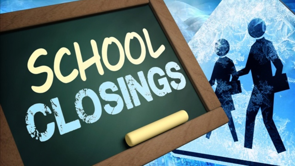 School Closings And Event Cancellations