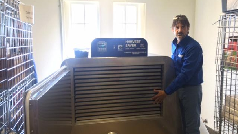 New Food For Lane County Food Dehydrator Will Make The