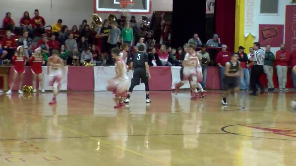 12.20.16 Video- Edison vs. Indian Creek- high school boys basketball