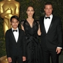 Brad Pitt and Angelina Jolie agree to temporary custody deal