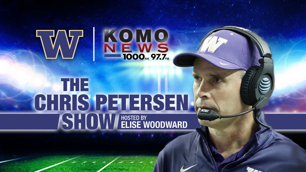 The Chris Petersen Show with Elise Woodward: October 9th, 2017