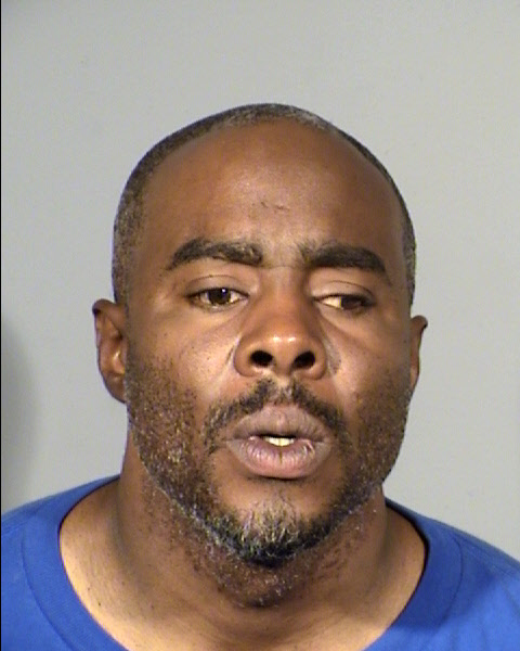 William Johnson was arrested for a Nov. 2016 murder over a $7 debt (LVMPD)