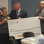 DEA 360 donates proceeds from 5K to FOA to help fight local opioid epidemic