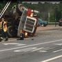 Deputies: Driver in Chili dump truck spill was intoxicated