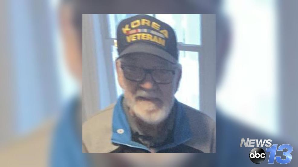 Silver Alert issued for missing elderly Asheville man