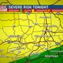 Mike Linden's Forecast | Severe storms push into NEPA
