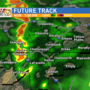 Additional heavy rain/storm and possibly flooding Monday PM-Tue