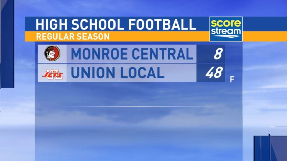 8.26.16 Highlights: Monroe Central at Union Local