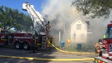 4th Street fire destroys home