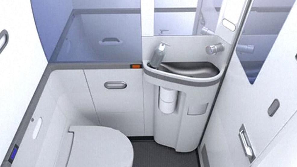 Airline bathrooms getting even smaller | WOAI
