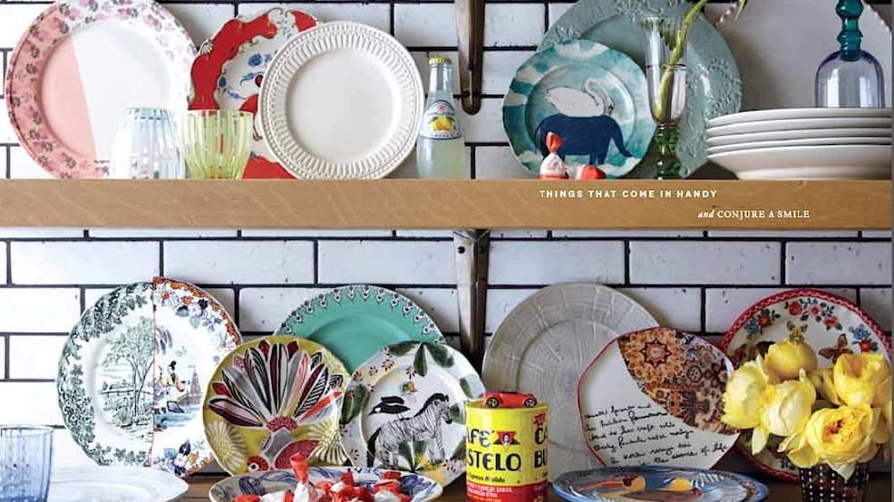 10 gorgeous things to add to your anthropologie gift registry