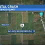 Fatal Head On Collision On US 49