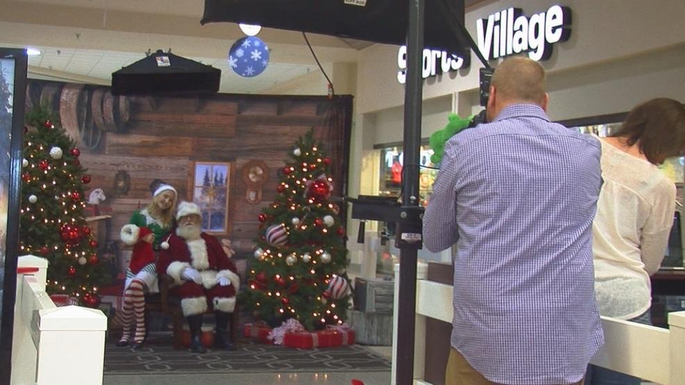 photos with santa available at kearneys hilltop mall khgi - Hilltop Christmas