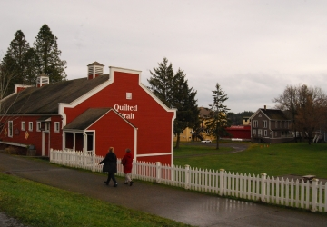 Get away to quaint Port Gamble | Seattle Refined