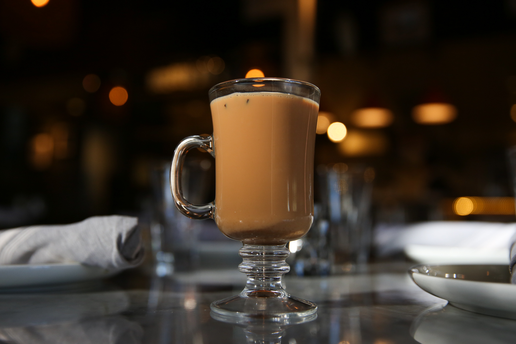 Indian masala chai is a quintessential part of daily life in India. (Image: Amanda Andrade-Rhoades/ DC Refined)