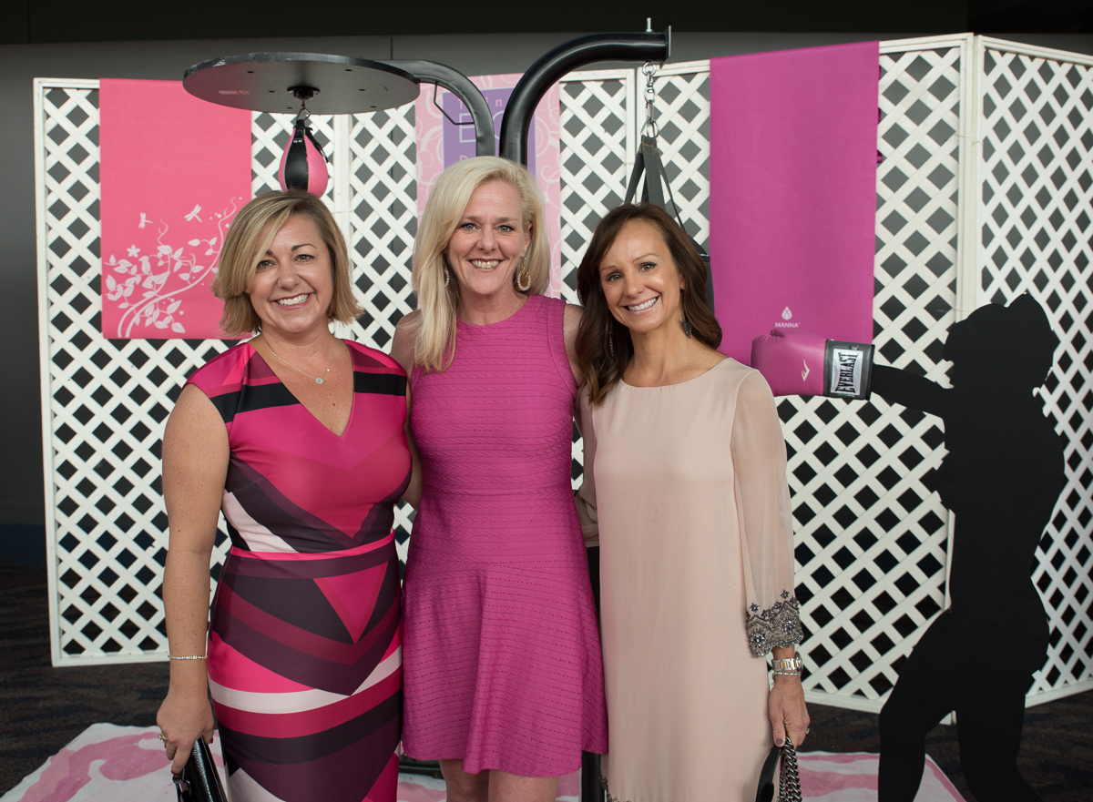 Amy Lambert, Heather Doherty, and Lynnette Wyler / Image: Sherry Lachelle Photography