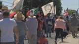 More than 100 activists march through Yakima County for social justice
