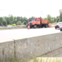 People in Battle Creek taking notice of hole in concrete barrier on I-194