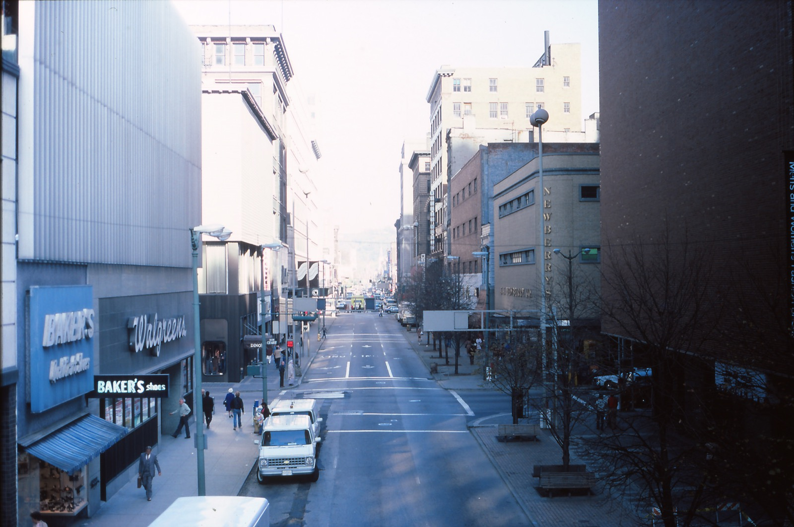 6th and Race Streets, Downtown / Image courtesy of Flickr user mplstodd // Published: 3.12.18