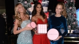 PHOTOS: Victoria's Secret Angels at the new 5th Avenue store