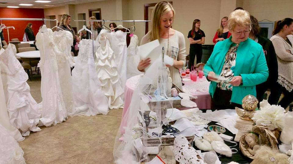 <p>Today, Jenny's non-profit has expanded to eight hospitals across the region. (Image: Project Angel Gowns of the South)</p><p></p>