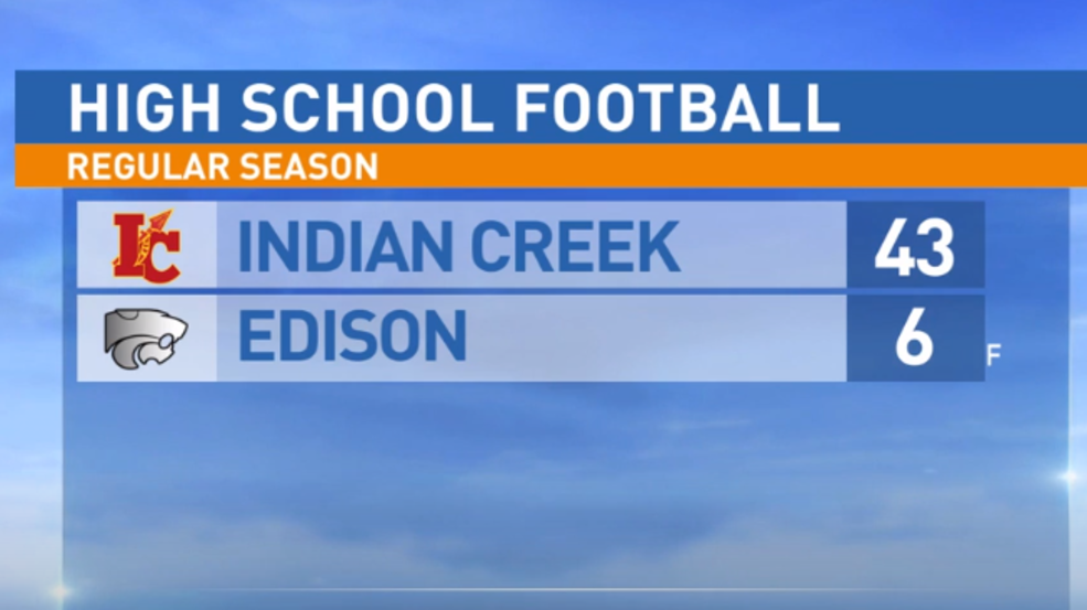 11.1.19: Indian Creek at Edison
