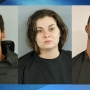 Three arrested for multiple mail thefts/check forgeries in Bastrop Co.