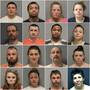 21 plead guilty to firearms charges, trafficking meth into Va., N.C.